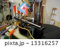 ギターの修理ーフレット高調整 13316257