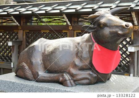 臥牛像(湯島天満宮/東京都文京区湯島3-30-1) 13328122