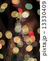 クリスマスツリー ライトアップ クリスマスの写真 13330409