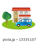 家 住宅 13335107