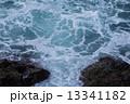 波の泡 13341182