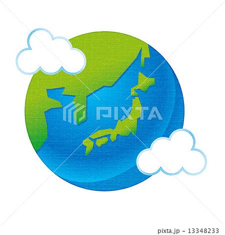 地球のイラスト素材 13348233 Pixta