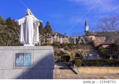 函館のトラピスチヌ修道院 13348731