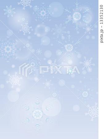 雪の結晶 13352130