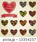 バレンタインハートチョコレート 13354237