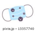 菌 ばい菌 病原菌のイラスト 13357740