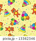 おもちゃ 子供 子のイラスト 13362346