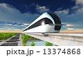 モノレール 13374868