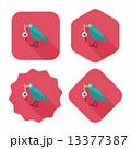 眼球 鳥 あきのイラスト 13377387