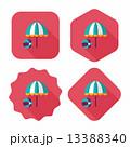 遊び バカンス バケーションのイラスト 13388340