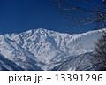信州白馬雪景色イメージ 13391296