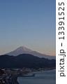 静岡さった峠由比港夜明けイメージ 13391525