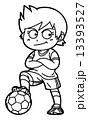 サッカー女子 13393527