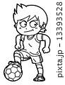 サッカー女子 13393528
