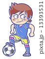 サッカー女子 13393531