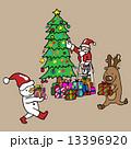 樹木 樹 ツリーのイラスト 13396920
