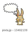 うさぎ ウサギ 兎のイラスト 13402139