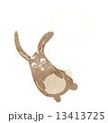 キャラクター 文字 字のイラスト 13413725
