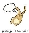 うさぎ ウサギ 兎のイラスト 13420443