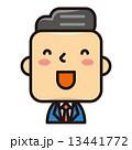 ベクター アイコン 笑顔のイラスト 13441772