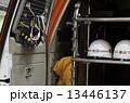 東京消防庁_山岳救助隊 山岳救助車_車内後部(左) 13446137