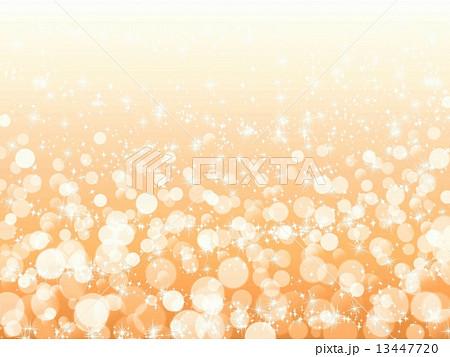 キラキラ オレンジ 13447720