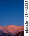 信州北アルプス白馬岳朝焼けイメージ 13448828