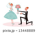 結婚 プロポーズ 13448889