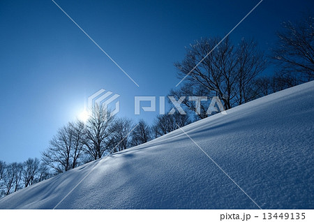 長野信州白馬雪景色イメージ 13449135