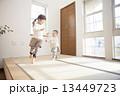 遊ぶ 女の子 子供の写真 13449723