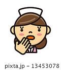 ベクター 看護婦 人物のイラスト 13453078