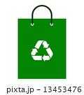 エコロジー エコ バックグランドのイラスト 13453476