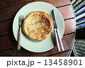 パンケーキ ケーキ ウッドの写真 13458901