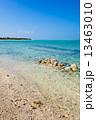 コンドイビーチ コンドイ浜 海の写真 13463010