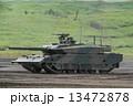 戦車 機械 13472878