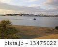 宍道湖で水上スキー 13475022