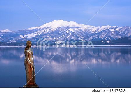 辰子の田沢湖 13478284