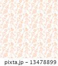 鍵 装飾 ビンテージのイラスト 13478899