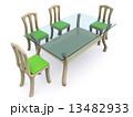 立体 3D 3Dのイラスト 13482933