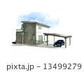 住宅 13499279