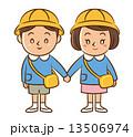 園児 男の子 女の子 13506974
