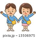 園児 男の子 女の子 13506975