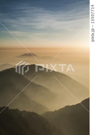 台灣的山巒