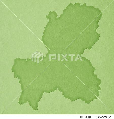 岐阜県地図 13522912