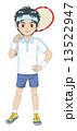 テニスボーイ 13522947