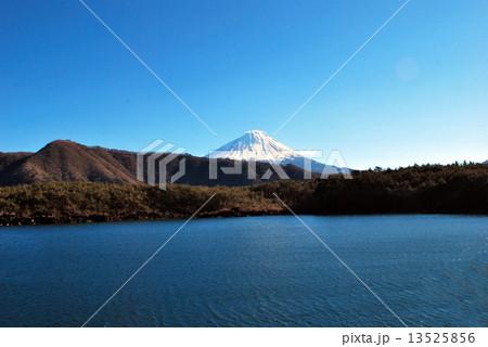 西湖の富士山 13525856