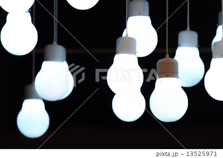 light bulbの写真素材 [13525971] - PIXTA