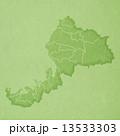 福井県地図 県地図 福井県のイラスト 13533303