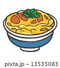 カツ丼 13535083