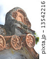 瓦屋根 瓦 屋根の写真 13542216